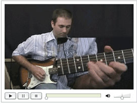 GRIFF HAMLIN BLUES GUITAR UNLEASHED LESSON