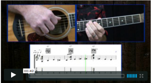 accoustic blues guitar unleashed video