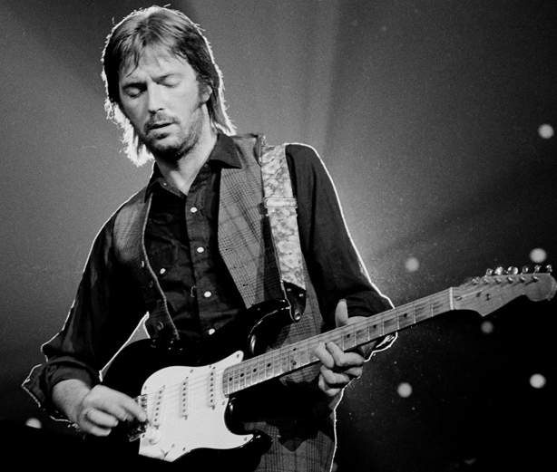 Eric Clapton Song List Griff Hamlin Blues Guitar Unleashed